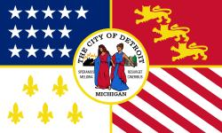 [flag of