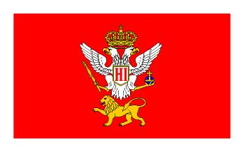 [Montenegro Royal flag 1878-1881,