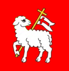[Banner of the Bishop of Courland]