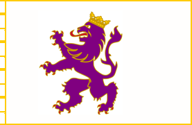 [Kingdom of Leon flag]