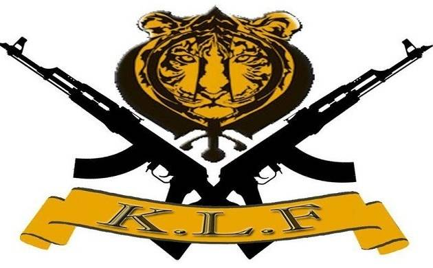 [Khalistan Liberation Force logo (India)]